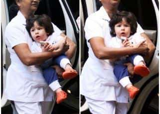 Photos! Taimur takes over Kareena Kapoor's phone and we wonder what's his favourite video