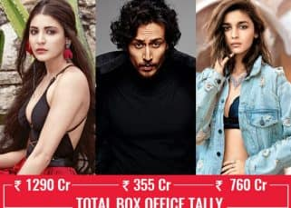 Alia Bhatt, Tiger Shroff, Anushka Sharma - meet the most successful under 30 actors!