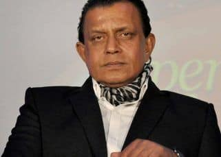Mithun Chakraborty suffering from a bad back, in Delhi for treatment