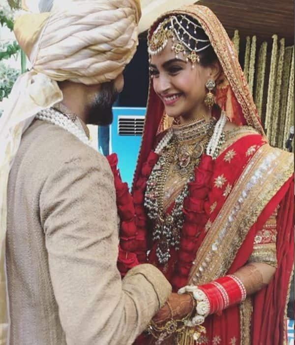 Sonam Kapoor anand ahuja wedding (1)