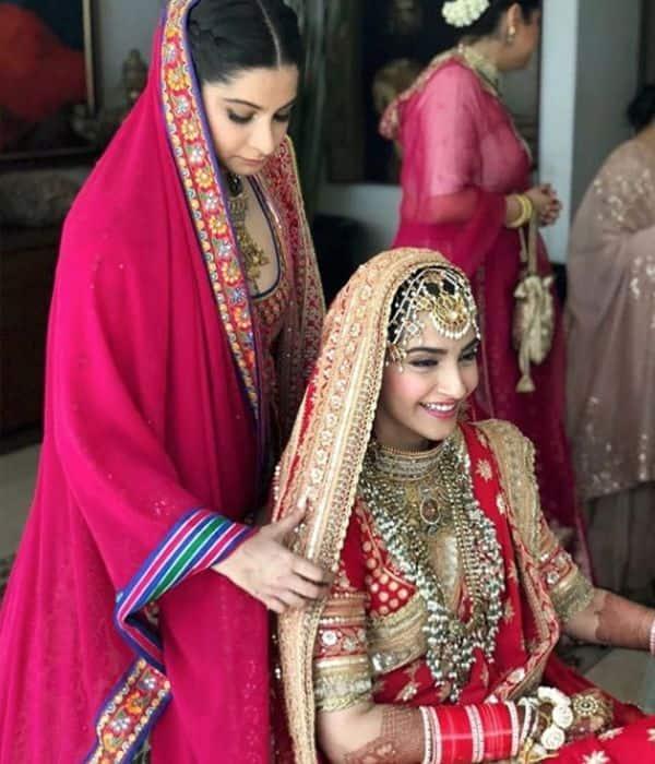 Sonam Kapoor anand ahuja wedding (11)