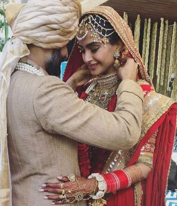 Sonam Kapoor anand ahuja wedding (13)