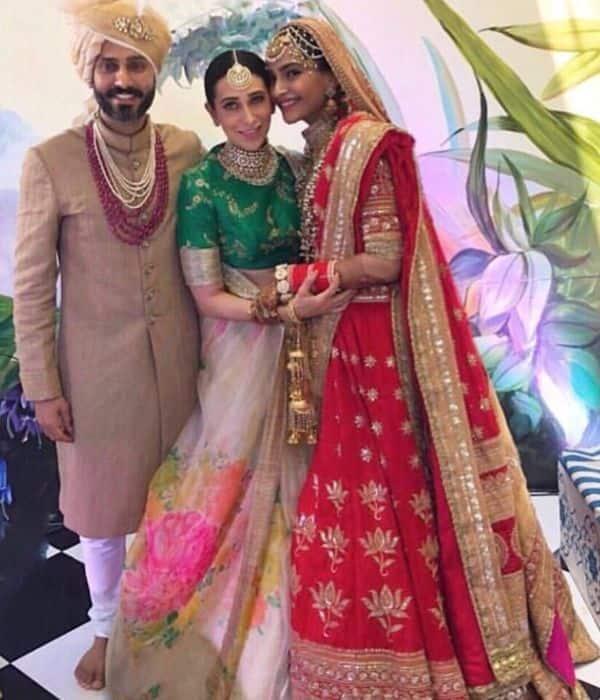 Sonam Kapoor anand ahuja wedding (3)