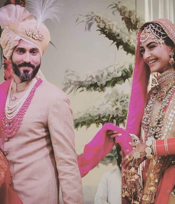 Sonam Kapoor anand ahuja wedding (5)