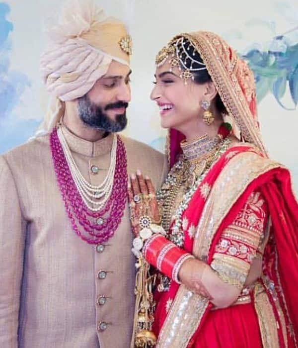 Sonam Kapoor anand ahuja wedding (6)