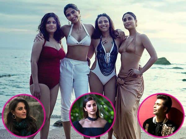 Veere Di Wedding Reviews.Veere Di Wedding Celeb Movie Review Karan Johar