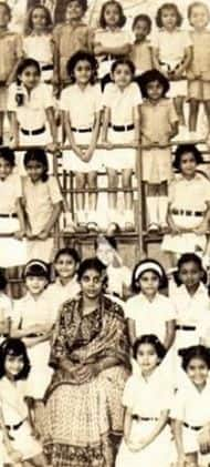 Want to know how Aishwarya used to look when she was Aaradhya's age? Spot her in this throwback pic