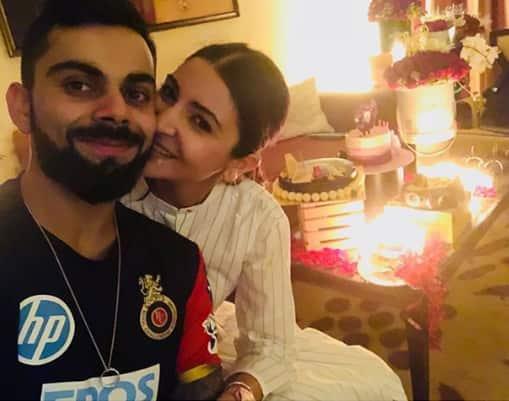 Inside Pics And Videos Anushka Sharma Gets The Best Birthday Gift Ever From Virat Kohli Calls Him Bravest Man In World