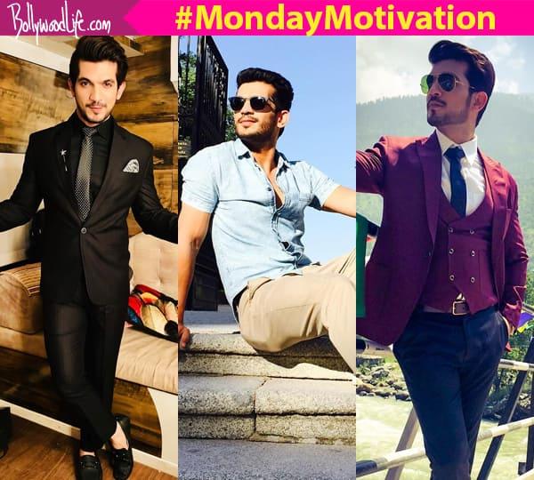 Monday Motivation! Arjun Bijlani's formal looks will make