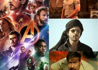 Avengers: Infinity War SHATTERS the lifetime business of Shah Rukh Khan's Raees and Salman Khan's Dabangg in just 6 days