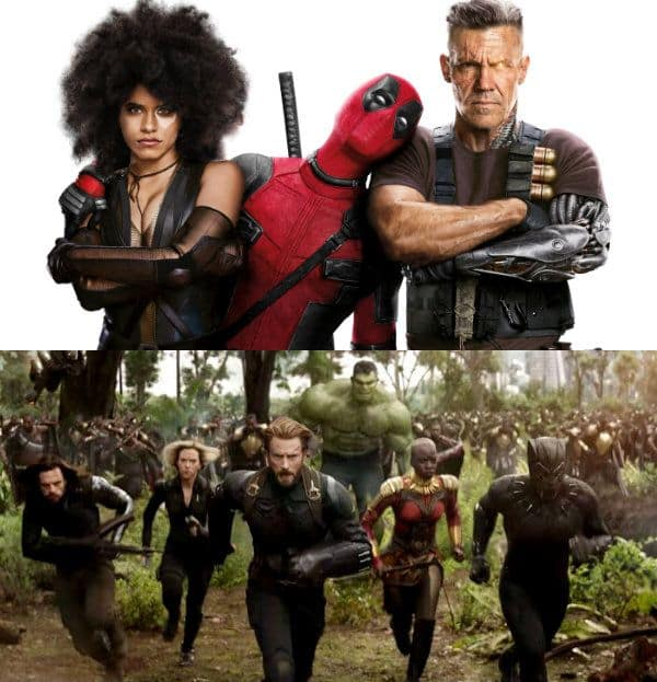 Deadpool 2 dethrones Avengers: Infinity War from the top