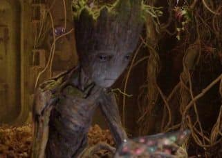 James Gunn reveals the meaning of Groot's final words in Avengers: Infinity War and it will break your heart