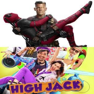 Movies This Week: Deadpool 2, High Jack