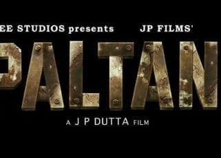 J P Dutta's Paltan is ready to take on Drive and Manmarziyaan on September 7 - watch video