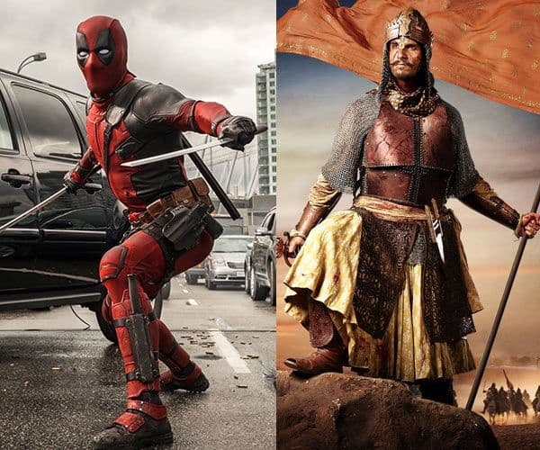 Ranveer Singh takes over Ryan Reynolds in Deadpool 2 Hindi trailer
