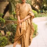 These pictures of Sonam Kapoor will remind you of iconic golden gals like Rekha and Elizabeth Taylor