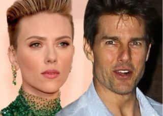 Avengers: Infinity War actress Scarlett Johansson denies having auditioned to be Tom Cruise's girlfriend