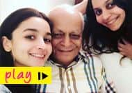 Alia Bhatt's grandfather turns 90 today and you will be amazed to know how he's rocking it even at this age – watch video