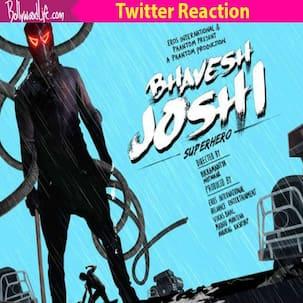 भावेश जोशी- सुपरहीरो ट्विटर रिव्यू: हर्षवर्धन कपूर की जबरदस्त अदाकारी के कायल हुए फैंस, देखें ट्वीट
