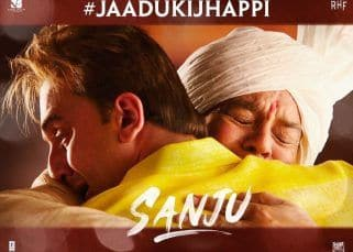 Sanju Ranbir Kapoor takes over this Father's Day to remind you that a Jaadu Ki Jhappi is all that you need to give your dad!