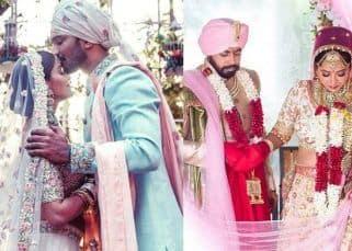 Rubina Dilaik-Abhinav Shukla, Ridheema Tiwari-Jaskaran Singh - It is officially the wedding season in telly town