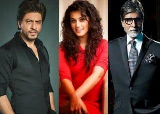 Wow! Shah Rukh Khan to produce Amitabh Bachchan and Taapsee Pannu starrer Badla
