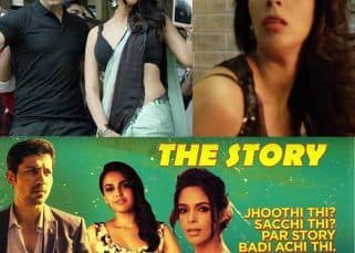 The Story promo: Mallika Sherawat-starrer webseries promises to be a riveting watch - watch video