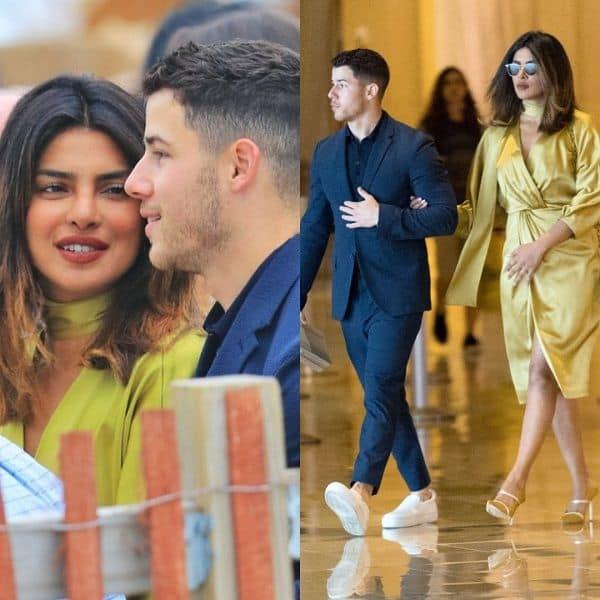 [Inside Pics] Priyanka Chopra Arrives As Nick Jonas' Date