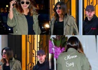 It's a new day and we have another set of pictures of Priyanka Chopra and Nick Jonas' dinner date