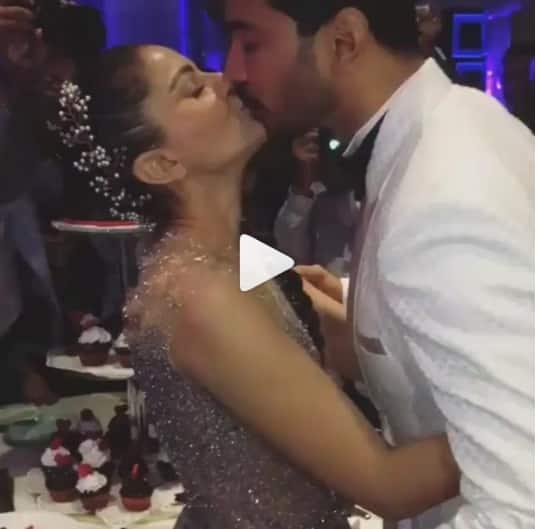 Inside videos] Newlyweds Rubina Dilaik and Abhinav Shukla