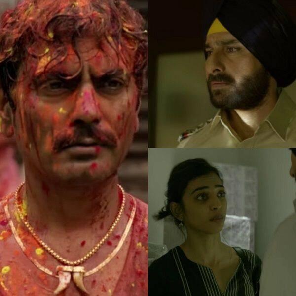 Sacred Games trailer: Radhika Apte, Saif Ali Khan try to