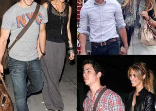 From holding hands to subtle PDA, Nick Jonas was once madly in love with his ex-girlfriend, Delta Goodrem - proof in pics