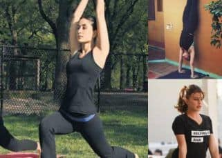 World Yoga Day: Pictures of Kareena Kapoor, Jacqueline Fernandez, Alia Bhatt will inspire you to take fitness seriously