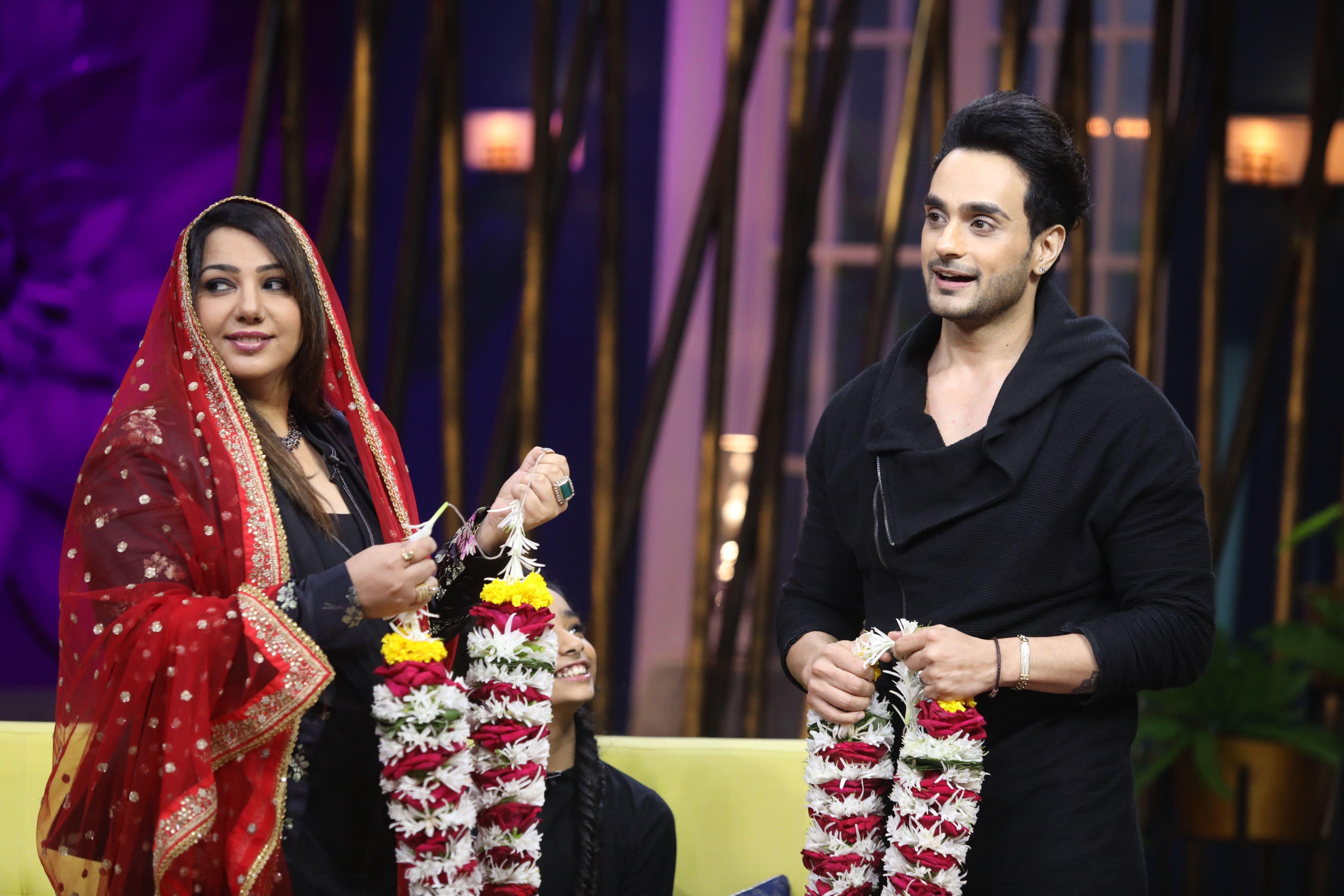 Angad Hasija of Bidaai fame gets married once again, and