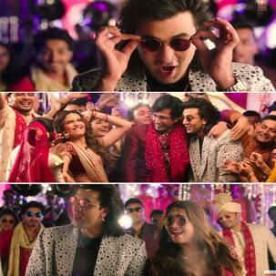 'संजू' के नए गाने 'भोंपू बज रहा है' में रणबीर, विक्की कौशल और करिश्मा तन्ना की मस्ती, देखें वीडियो
