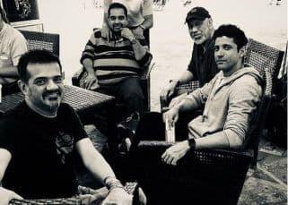 Rock on! Farhan Akhtar all set to jam with Shankar-Ehsaan-Loy on their US, Canada tour