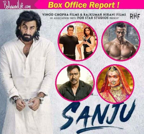 box office report of sanju