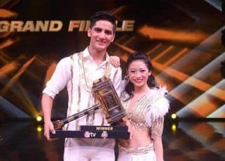 Nisha Rasaily of Sikkim and Delhi's Tara Prasad win the inaugural season of High Fever Dance Ka Naya Tevar