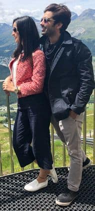 Sanaya and Mohit Sehgal's Swiss holiday pictures will make you envy them badly