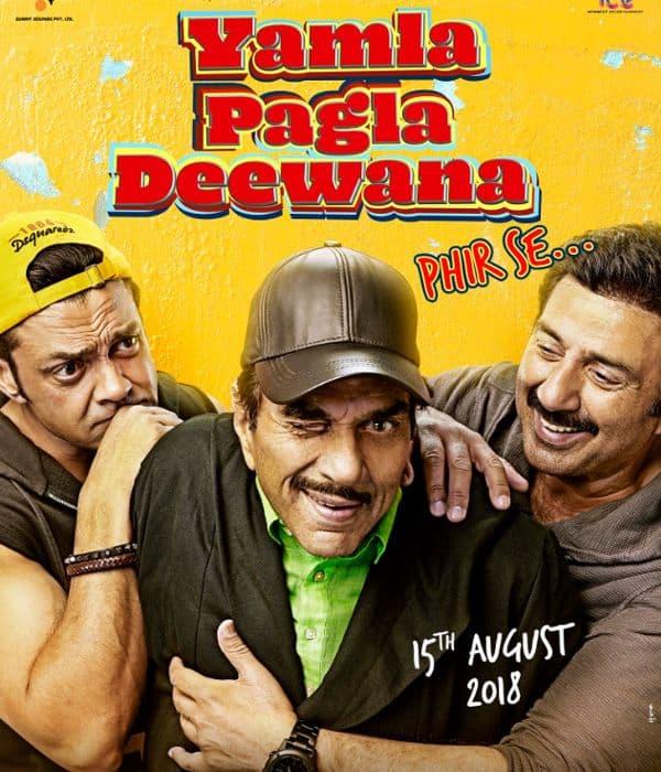 Yamla Pagla Deewana Phir Se box office collection day 1: The comedy film earns Rs 4.25 crore