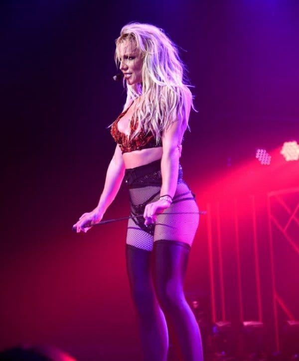 Bisexual Britney spears