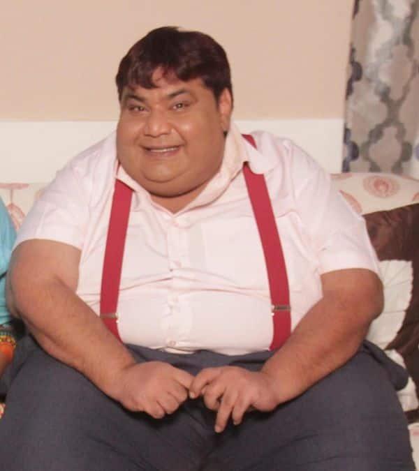 Kavi Kumar Azaad aka Dr Haathi of Taarak Mehta Ka Ooltah Chashma