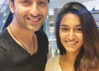 Reunion! Kuch Rang Pyar Ke Aise Bhi actors Shaheer Sheikh and Erica Fernandes catch up - view pic