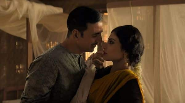 Gold song Naino Ne Bandhi: Akshay Kumar and Mouni Roy's romance is the highlight of this track – watch video