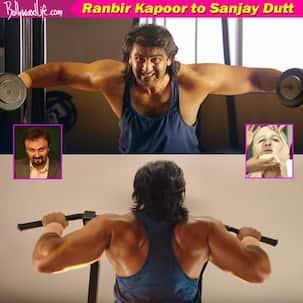 'संजू' के लिए ऐसे रणबीर कपूर बन गए संजय दत्त, मेकिंग वीडियो में दिखी पर्दे के पीछे की मेहनत
