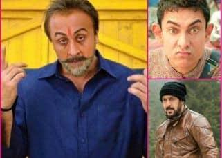 Ranbir Kapoor's Sanju to beat Salman Khan's Tiger Zinda Hai and Aamir Khan's PK
