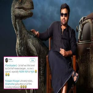 Tamizh Padam 2 trolls Rajinikanth's Kabali, Ajith's Vivegam and Twitter is just LOVING IT!