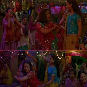Balma Song OUT: विशाल भारद्वाज की फिल्म 'पटाखा' का पहला गाना हुआ जारी, एक दूसरे के 'बलमा' की टांग खींच रही हैं दोनों बहनें