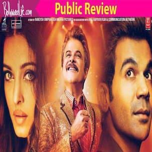 Fanney Khan Pubic Review: दर्शकों पर चढ़ा अनिल कपूर की अदाकारी का नशा, बोले 'फिल्म के असली फन्ने खां हैं झक्कास कपूर'