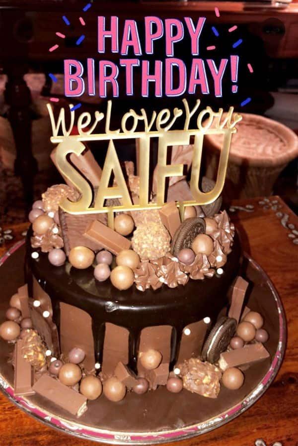 Saif-Birthday